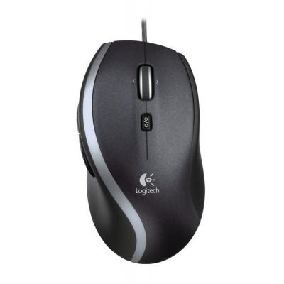 Logitech Laser Mouse M500, black