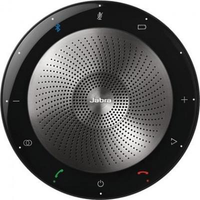 Jabra hlasový komunikátor všesměrový SPEAK 710 MS, USB, BT, černá