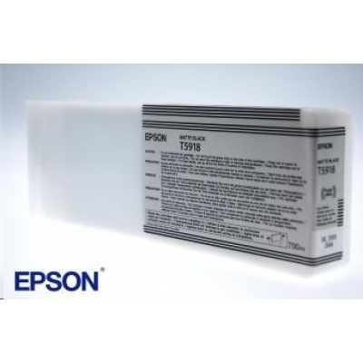 EPSON ink čer Stylus Pro 11880 - matte (700ml)