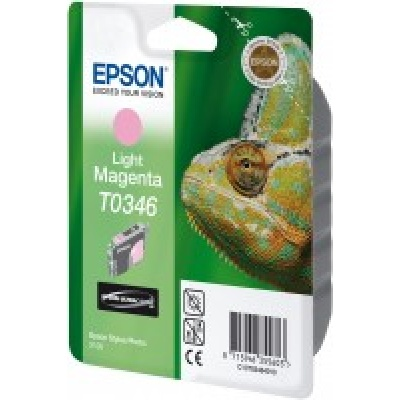 "EPSON ink bar UltraChrome T0346 ""Chameleon"" - Light Magenta"