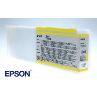 EPSON ink bar Stylus Pro 11880 - yellow (700ml)