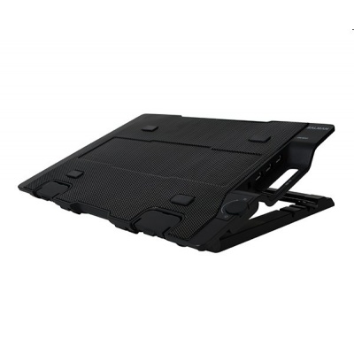 """ZALMAN ZM-NS2000 - Chladící podložka pro NoteBook do 17"""", výškově stavitelný, černá"""