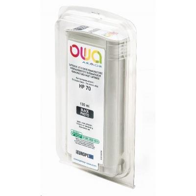 OWA Armor cartridge pro HP DesignJet Z 2100, 3100, 130ml, C9449A, Black photo