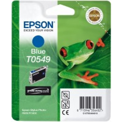 EPSON ink bar Stylus Photo R800/R1800 - Blue