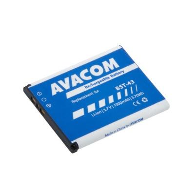 AVACOM baterie do mobilu Sony Ericsson U100, Elm Li-Ion 3,7V 1000mAh (náhrada BST-43)