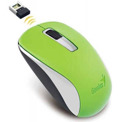 GENIUS myš NX-7005/ 1200 dpi/ bezdrátová/ zelená
